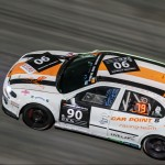 #90 Car Point S Racing Schmieglitz Seat Leon Supercopa: Cyndie Allemann